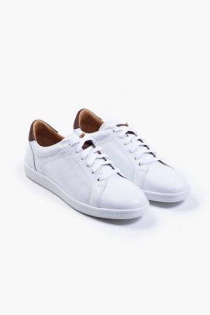 Sneaker white / colour