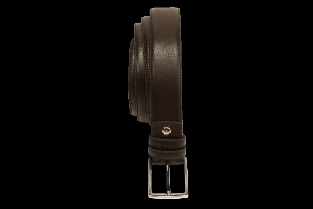 Belt - dark brown