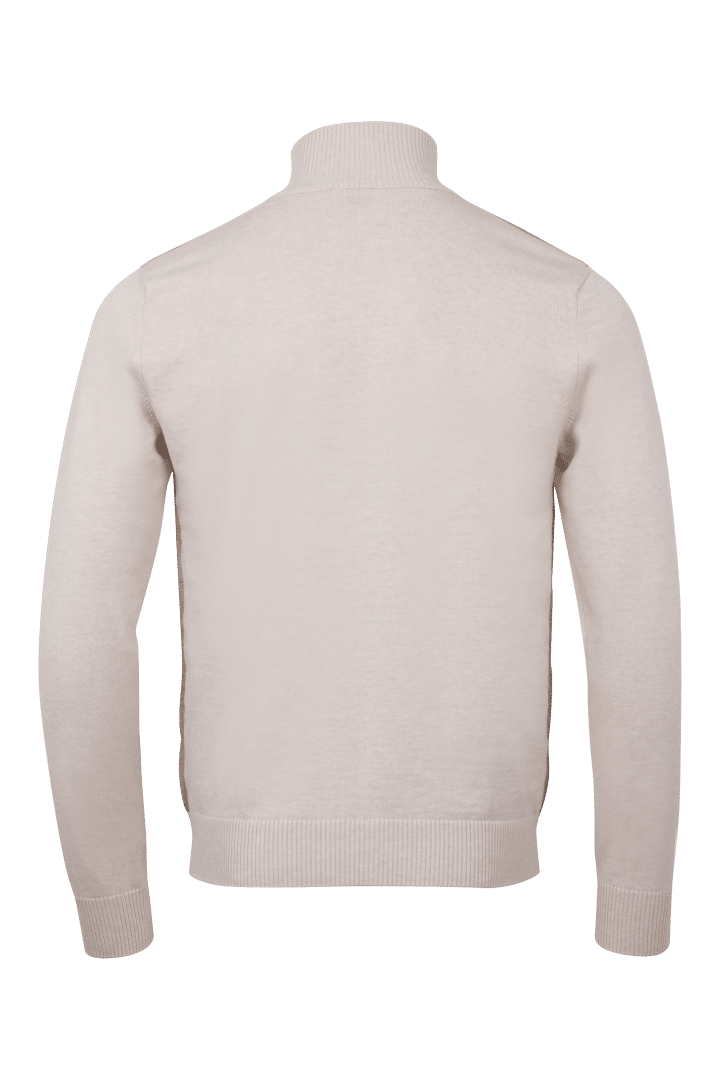 Cardigan nylon zip