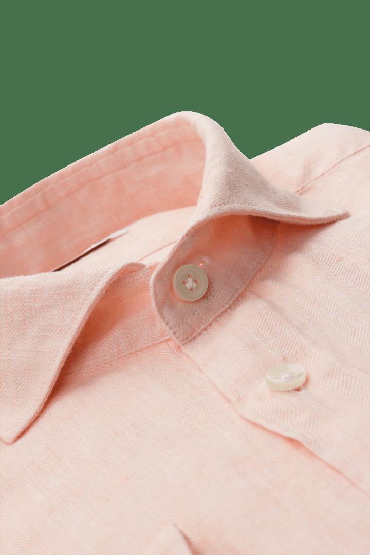 Vintage Beige Button